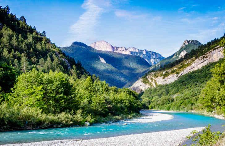 Campsites in Auvergne-Rhone-Alpes, France