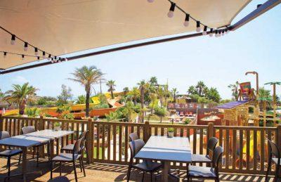 Aloha Village Bar Terrace