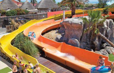 Aloha Village Campsite Slides