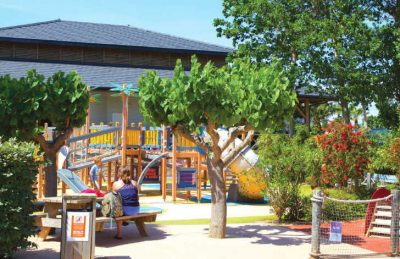 Aloha Village Play Area