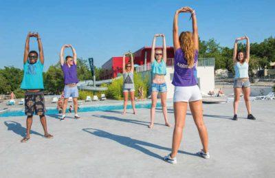 Aluna Vacances Leisure Activities