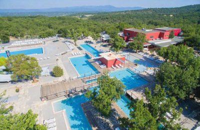 Aluna Vacances Pool Complex