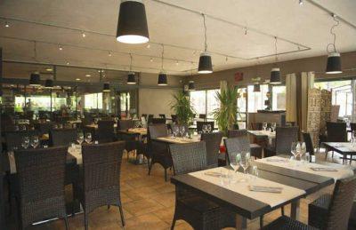 Aluna Vacances Restaurant Area