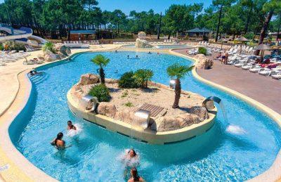 Atlantic Club Montalivet Pool Fun