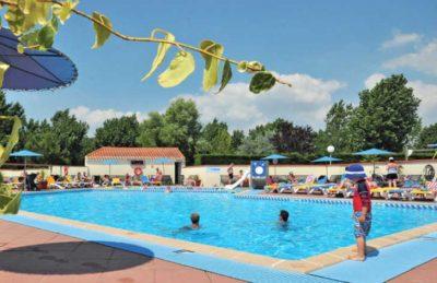 Bel Campsite Pool Facilities