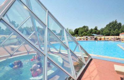Bel Campsite Jacuzzi Pool