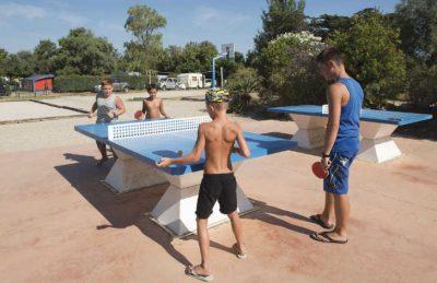 Cala Gogo Table Tennis
