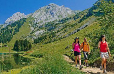 Campeole La Nubliere Alpine Walking