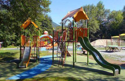 Campeole La Nubliere Playground