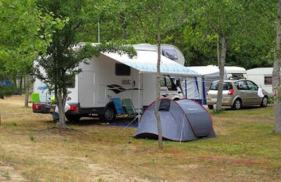 Campeole les Sirenes Camping Pitch