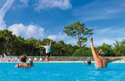 Campeole les Sirenes Pool Fitness