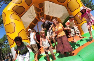 Campeole les Tourterelles Children's Activities