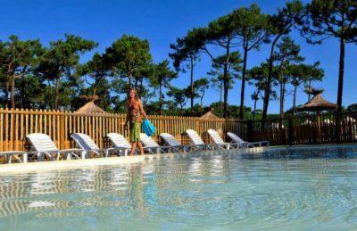 Campeole les Tourterelles Swimming Pool