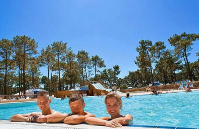 Campeole Medoc Plage Pitch Only Swimming Pool