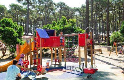 Campeole Plage Sud Children's Playground