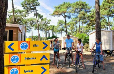 Campeole Plage Sud Cycle Hire