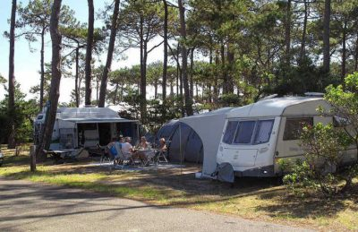 Campeole Plage Sud Camping Pitch