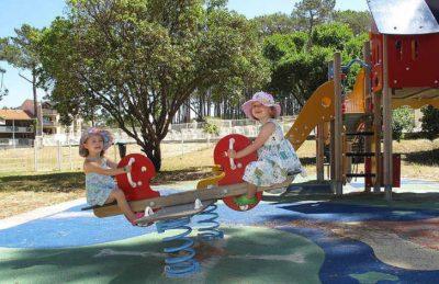Campeole Plage Sud Playground