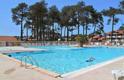 Campeole Plage Sud Swimming Pool