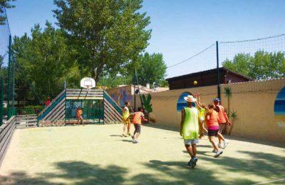 Camping Abri de Camargue Sports Facilities