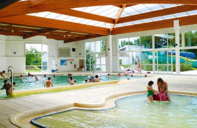 Camping Amiaux Indoor Swimming Pool