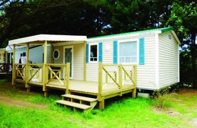 Camping An Trest Accommodation