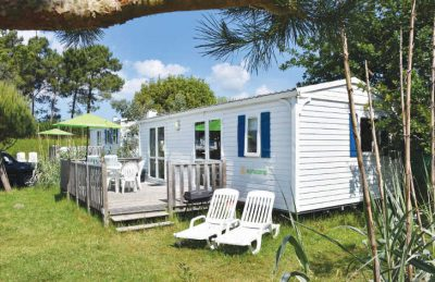 Camping Atlantique Parc Accommodation