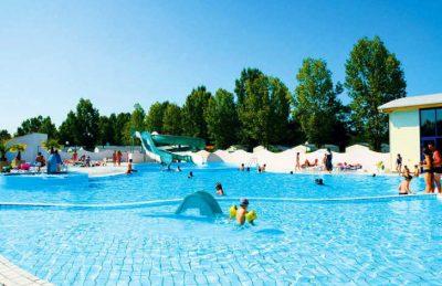 Camping Atlantique Swimming Pool
