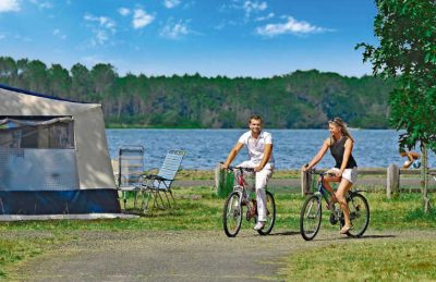 Camping Aurilandes Cycle Hire