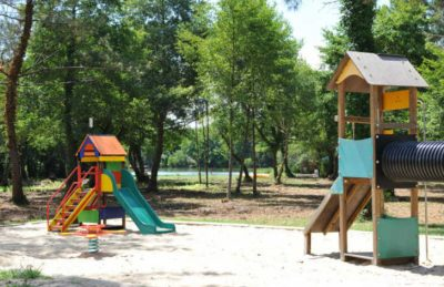 Camping Azu Rivage Playground