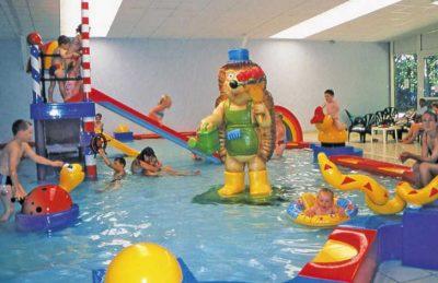 Camping Bois du Bardelet Children's Swimming Pool