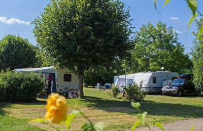 Camping Bois du Bardelet Campsite Pitch