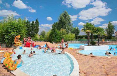 Camping Bois du Bardelet Family Swimming Pool