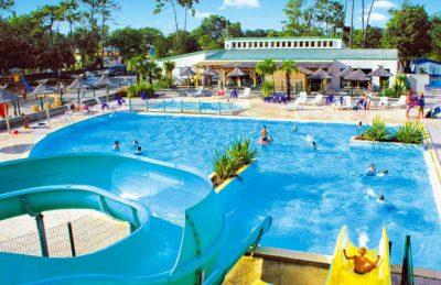 Camping California Swimming Pool Complex