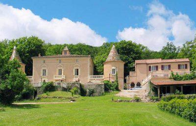 Camping Chateau de l'Eouviere Parc