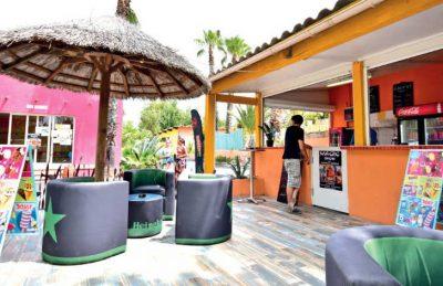 Camping Club l'Air Marin Bar