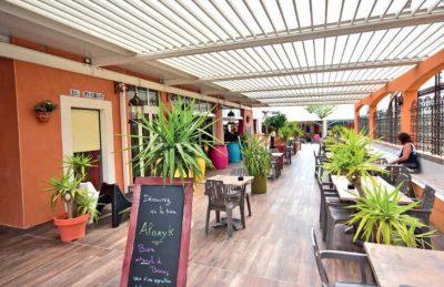 Camping Club l'Air Marin Restaurant