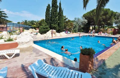 Camping Club Mar Estang Swimming Pool
