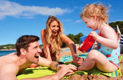 Camping Cote Mer Beach Fun