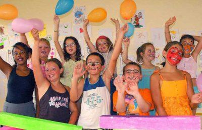 Camping de l'Etang de Fouche Children's Club