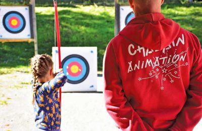 Camping Domaine de Chalain Archery