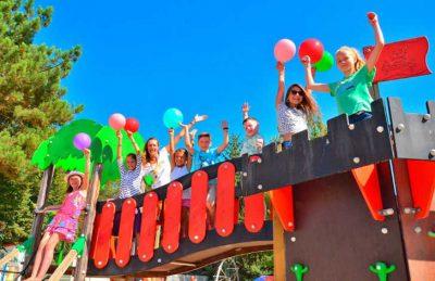 Camping Domaine de la Marina Children's Fun Activities