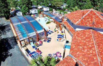 Camping Domaine de la Marina Overview