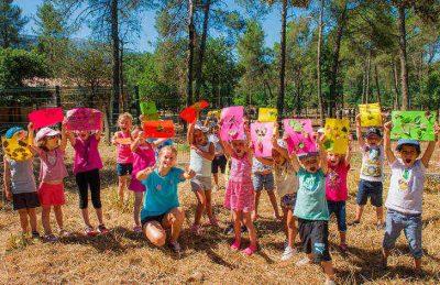 Camping Domaine de la Sainte Baume Kids Club