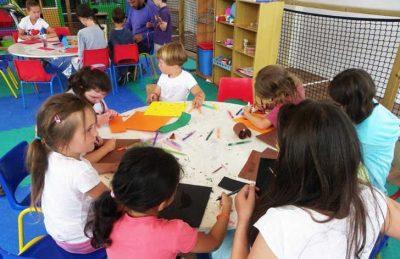 Camping Domaine de Leveno Children's Activities