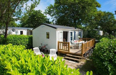 Camping Domaine de Soulac Camping Accommodation