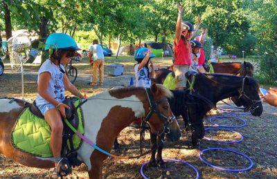 Camping Domaine de Soulac Children's Activities