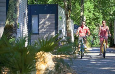 Camping Domaine de Soulac Cycle Hire