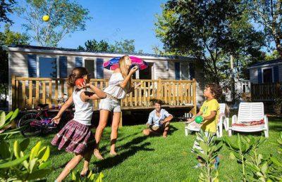 Camping Domaine de Soulac ****