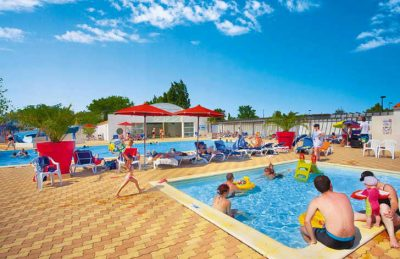 Camping du Jard Family Swimming Pool
